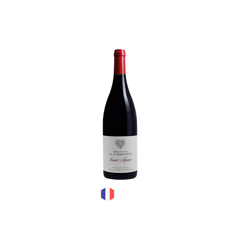 Vin rouge  - Saint Amour -...