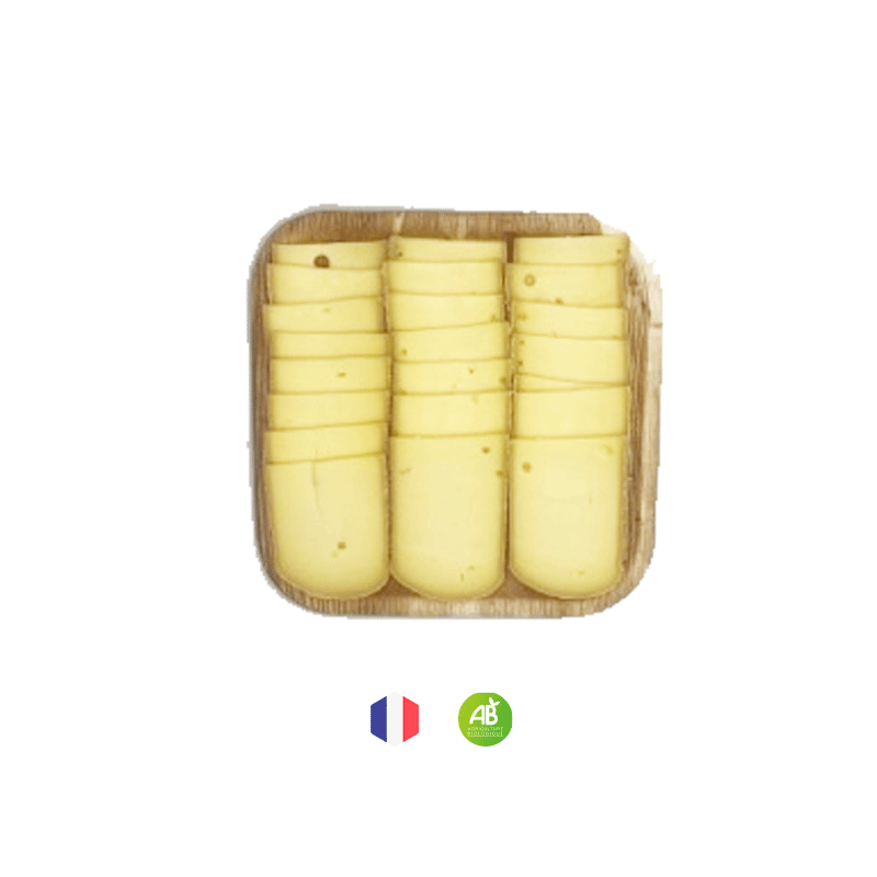 Fromage à raclette bio (100g)